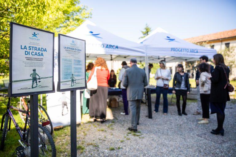 La strada di casa – Progetto Arca festeggia 25 anni in Abbazia