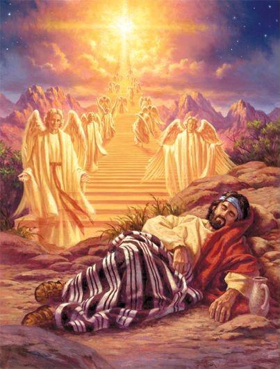 La scala di Giacobbe…non è più un sogno!!!