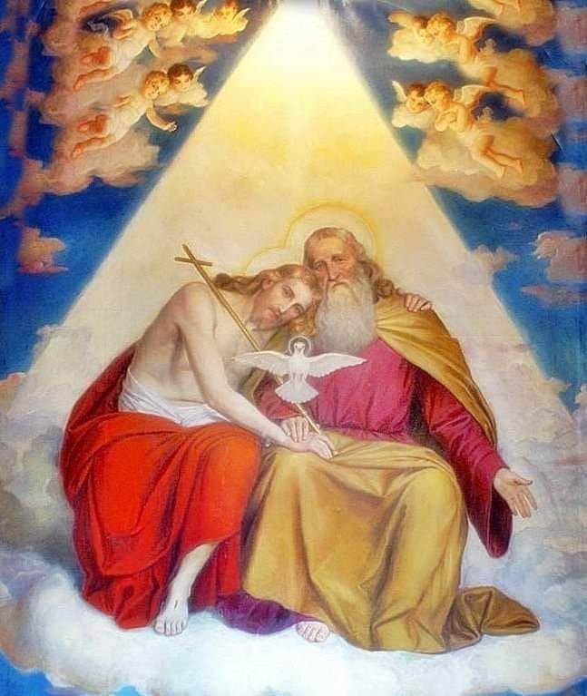 Il Padre ama il Figlio…e viceversa!