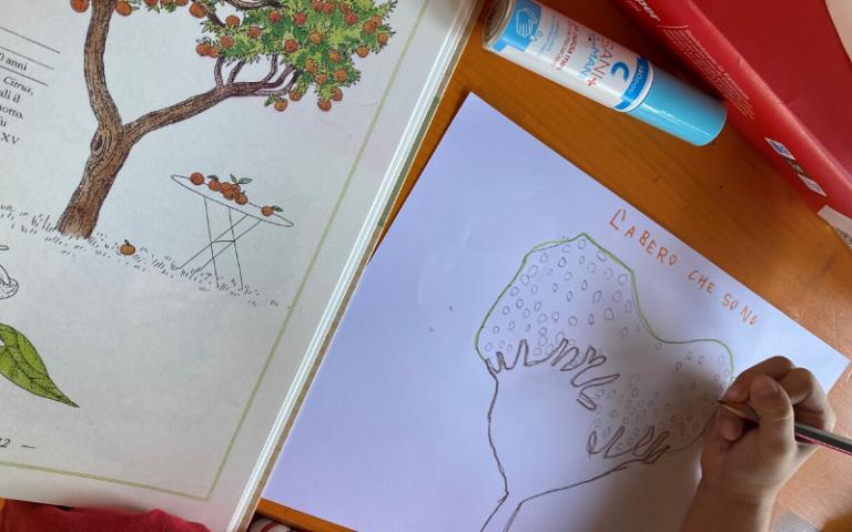 Bimbi a Mirasole – Laboratori per bambini