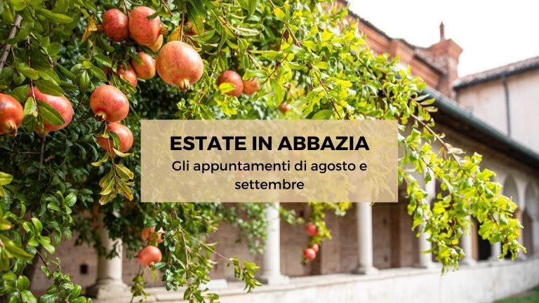 Estate in Abbazia: gli appuntamenti di agosto e settembre