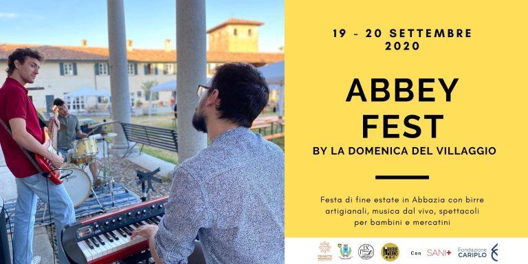 Abbey Fest – la festa di fine estate in Abbazia