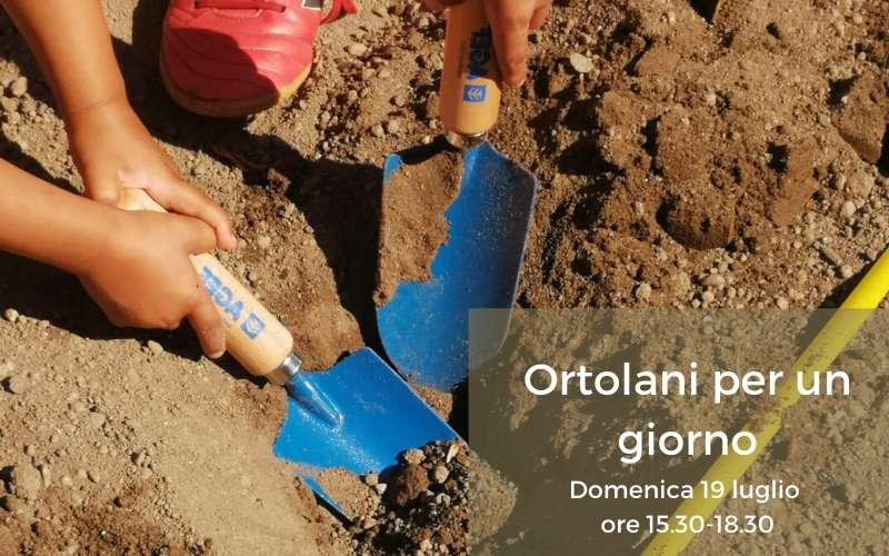 Apre l'orto dell'Abbazia: Orto&Comunità una Semina Gener-attiva