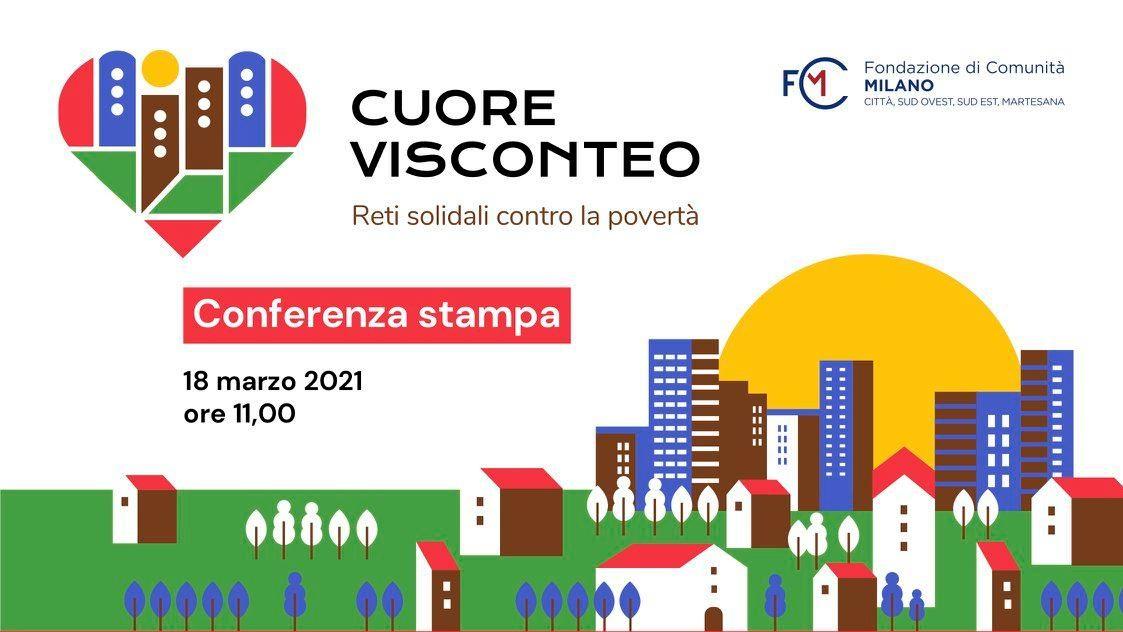 Cuore Visconteo. Reti Solidali contro la povertà
