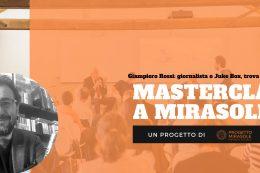 Giampiero Rossi | Masterclass a Mirasole